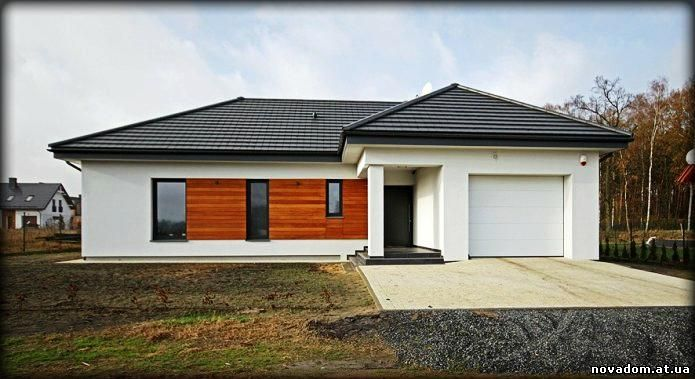Общая площадь дом – 120 м2